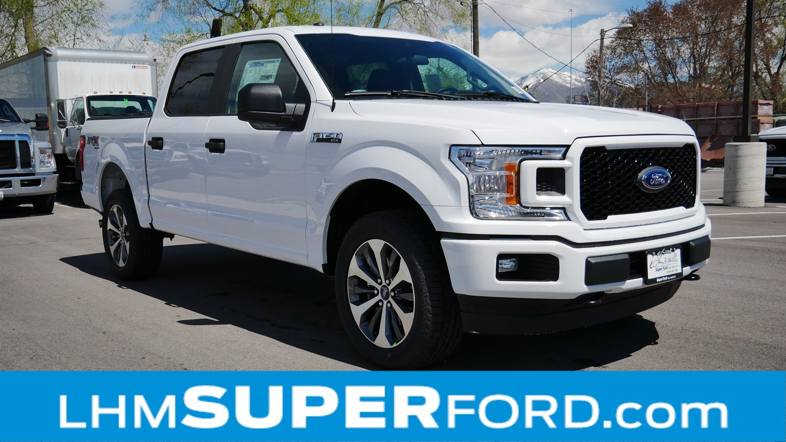 2019 F-150 SuperCrew Cab 4x4,  Pickup #69241 - photo 1