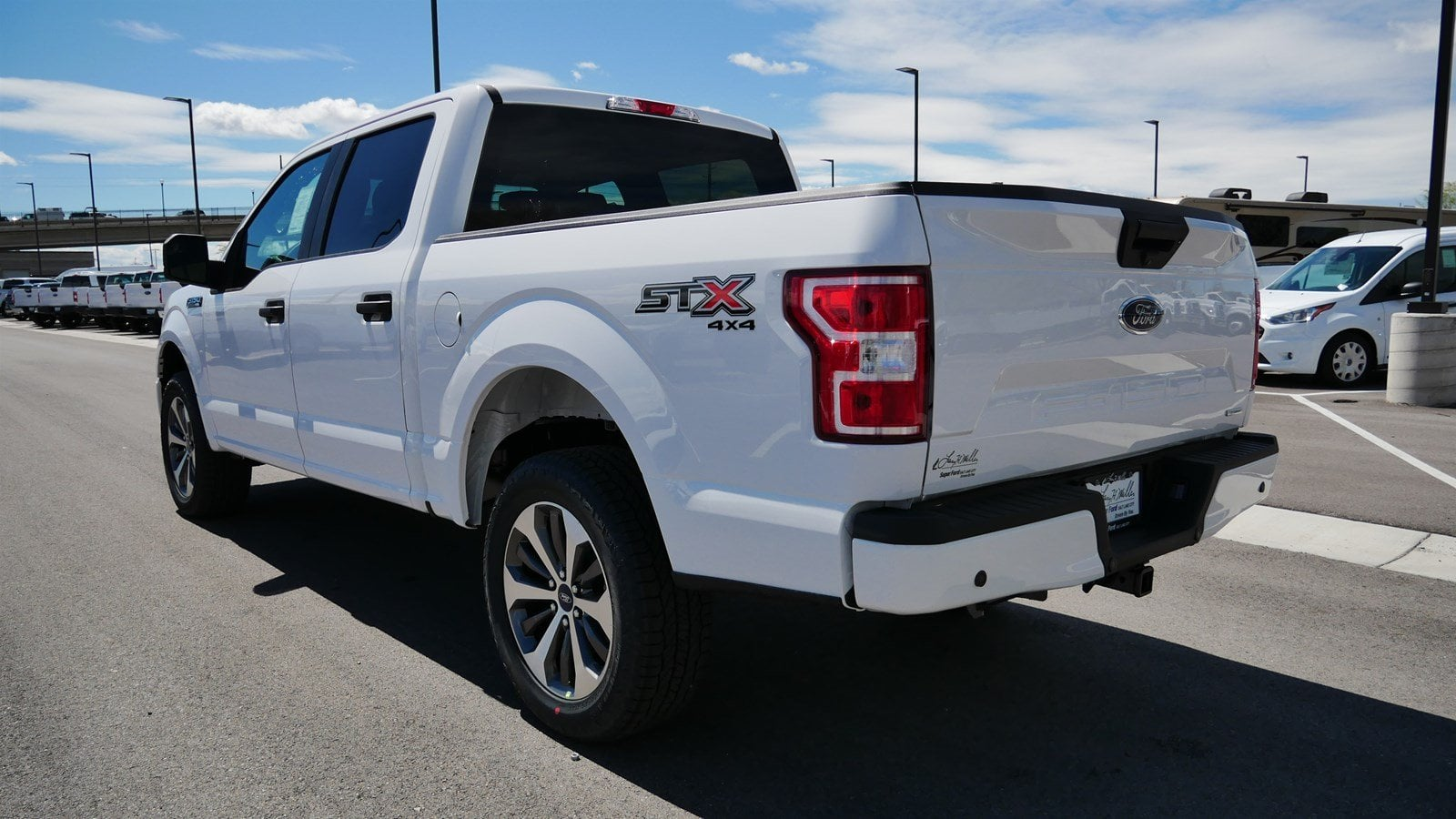 2019 F-150 SuperCrew Cab 4x4,  Pickup #69241 - photo 6