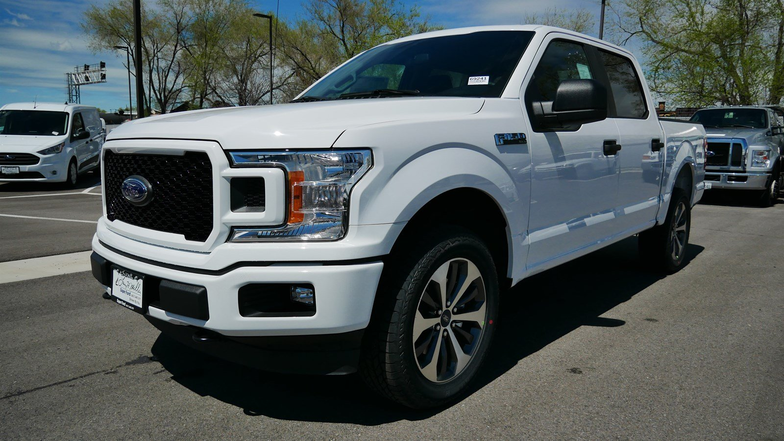 2019 F-150 SuperCrew Cab 4x4,  Pickup #69241 - photo 8