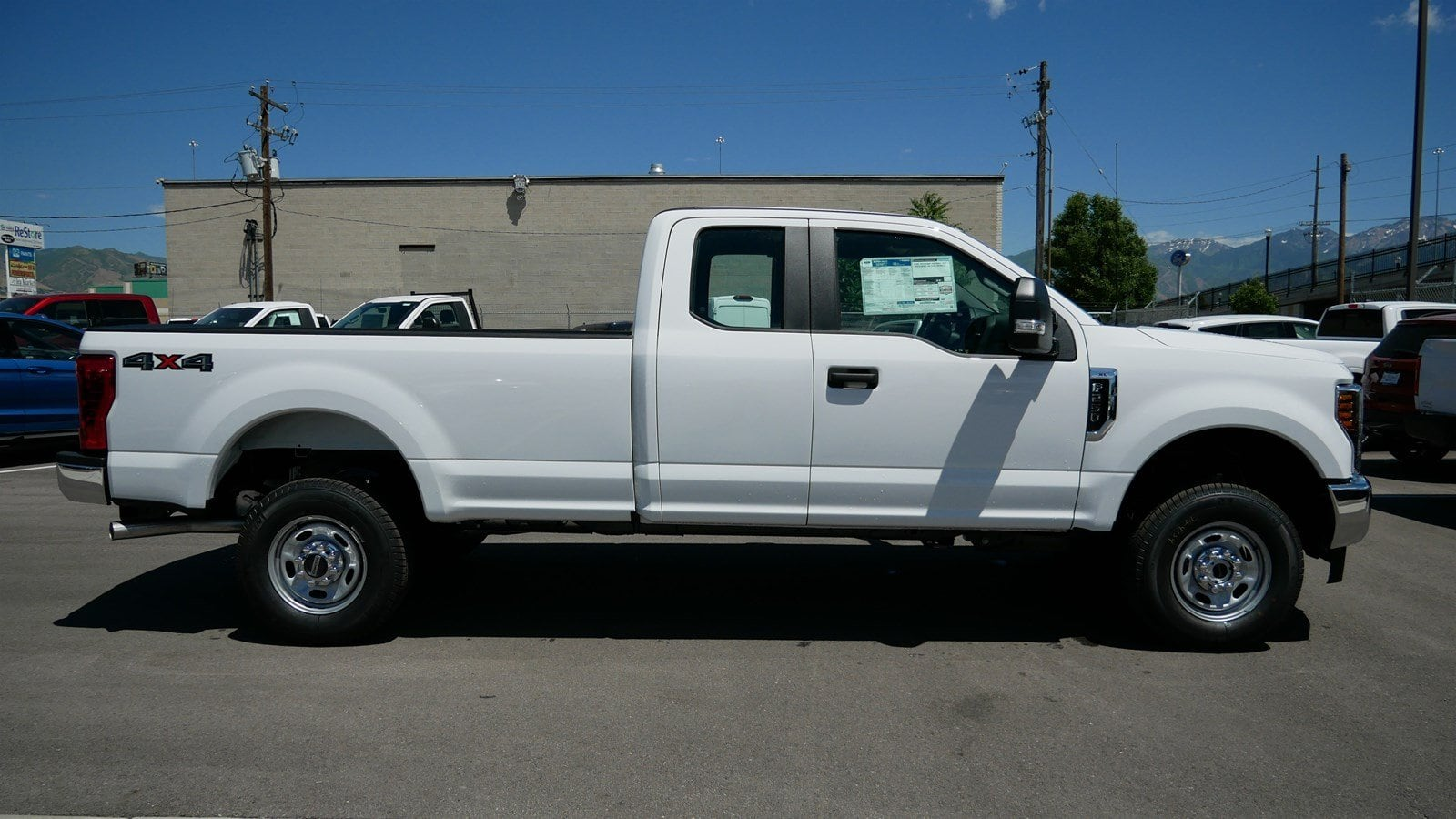 2019 F-250 Super Cab 4x4,  Pickup #69256 - photo 3