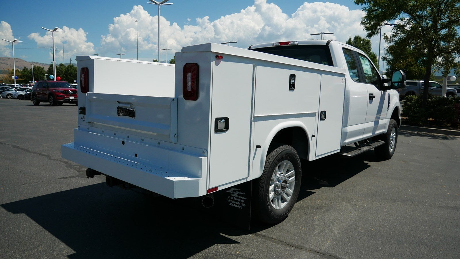 2019 F-250 Super Cab 4x4, Knapheide Standard Service Body #69268 - photo 2