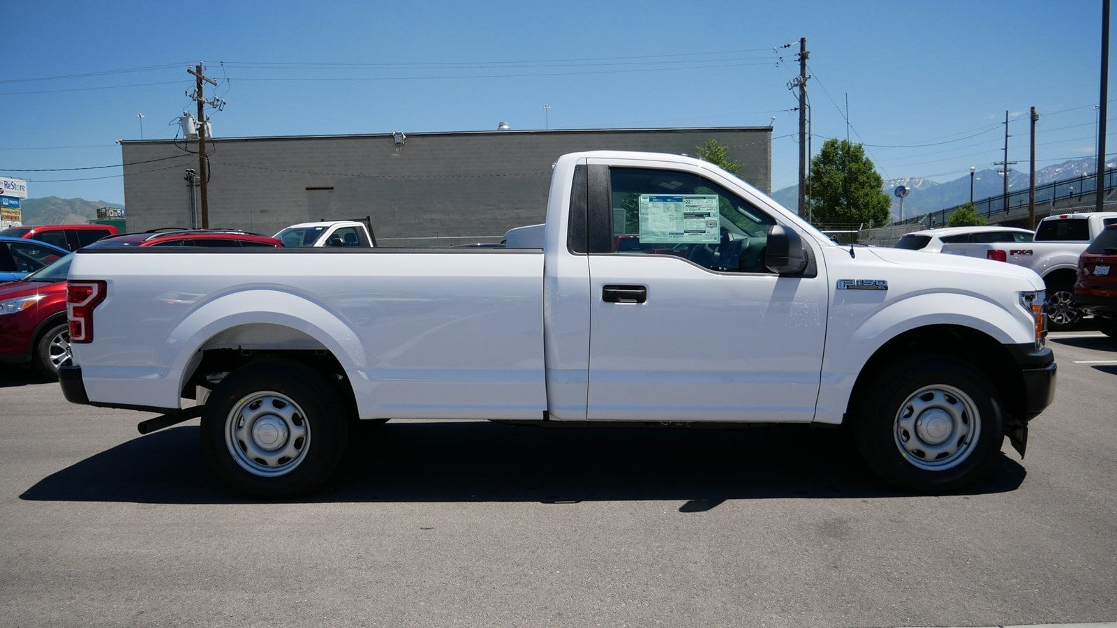 2019 F-150 Regular Cab 4x2,  Pickup #69278 - photo 3