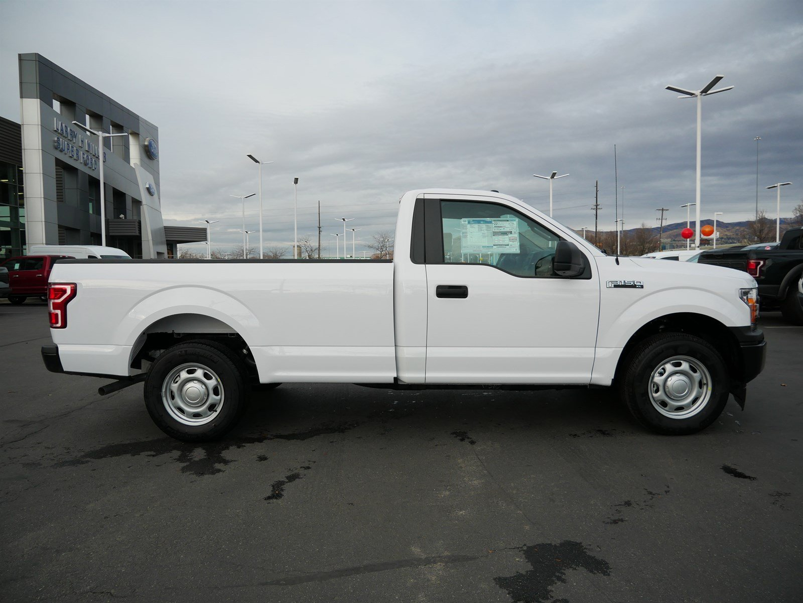 2019 F-150 Regular Cab 4x2, Pickup #69278 - photo 4