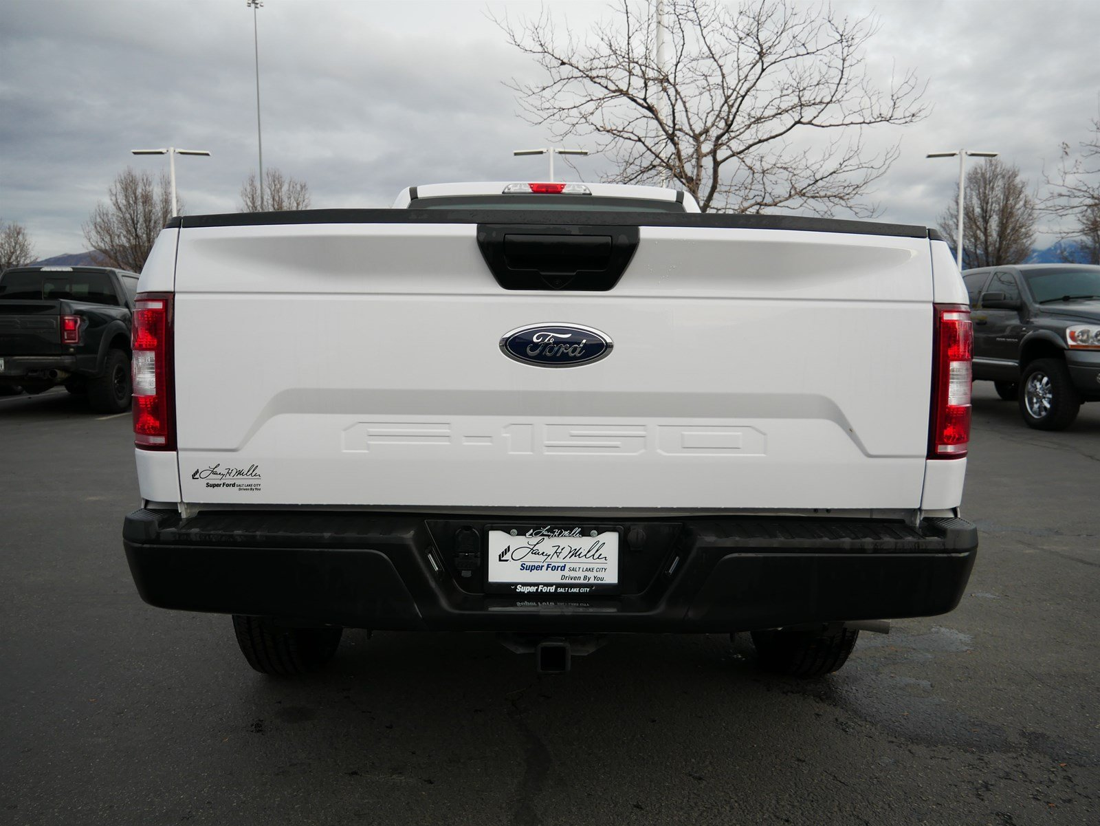 2019 F-150 Regular Cab 4x2, Pickup #69278 - photo 5
