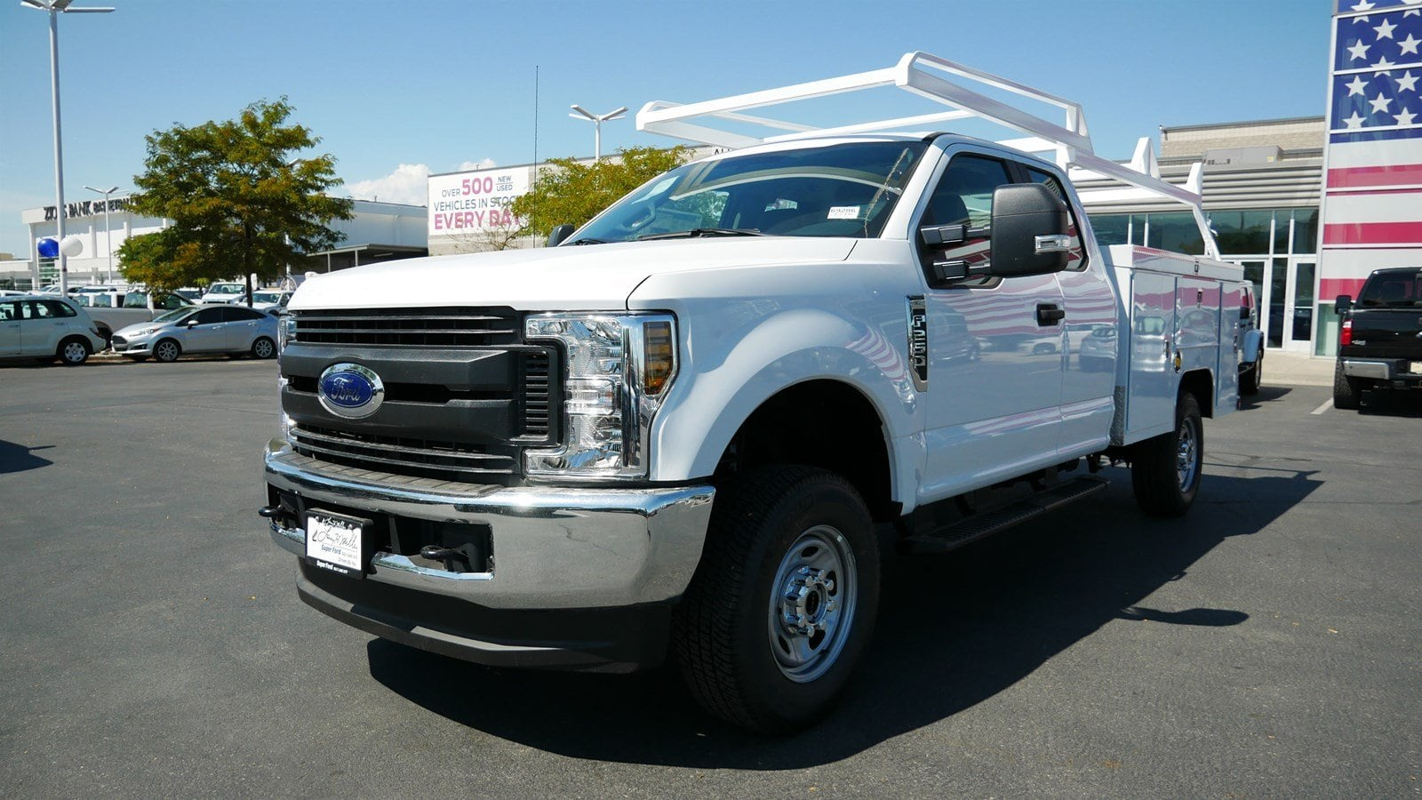 2019 F-250 Super Cab 4x4,  Scelzi Service Body #69286 - photo 8