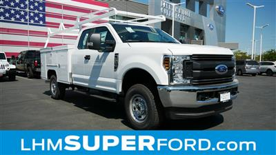 2019 F-250 Super Cab 4x4,  Scelzi Service Body #69286 - photo 1