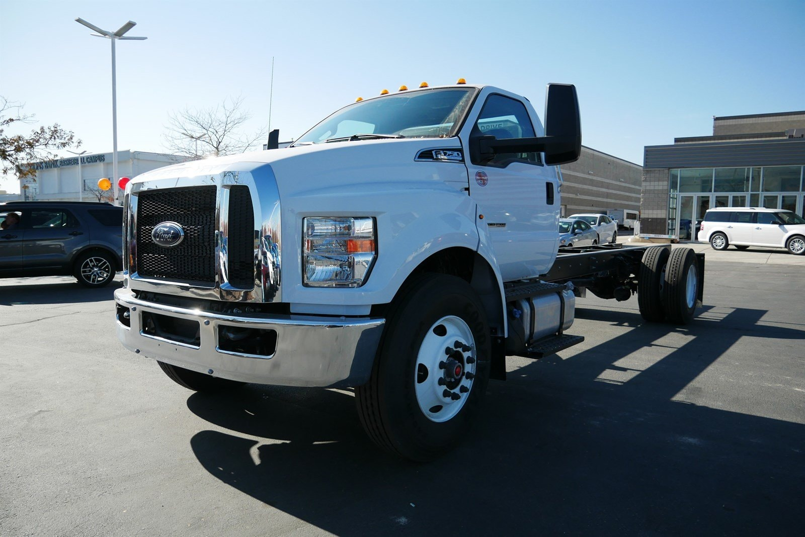 2019 F-750 Regular Cab DRW 4x2, Cab Chassis #69293 - photo 9
