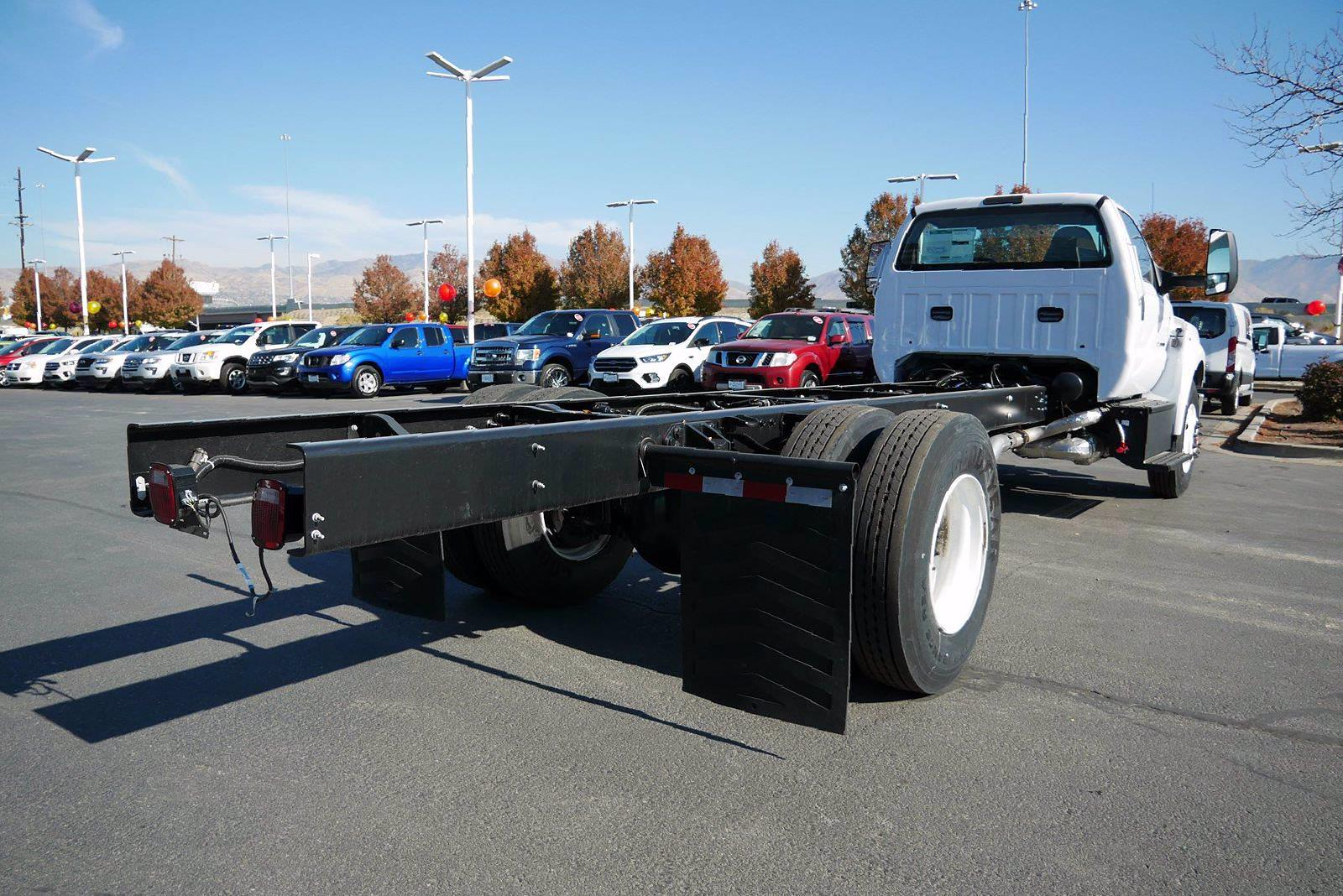 2019 Ford F-750 Regular Cab DRW 4x2, Cab Chassis #69293 - photo 1