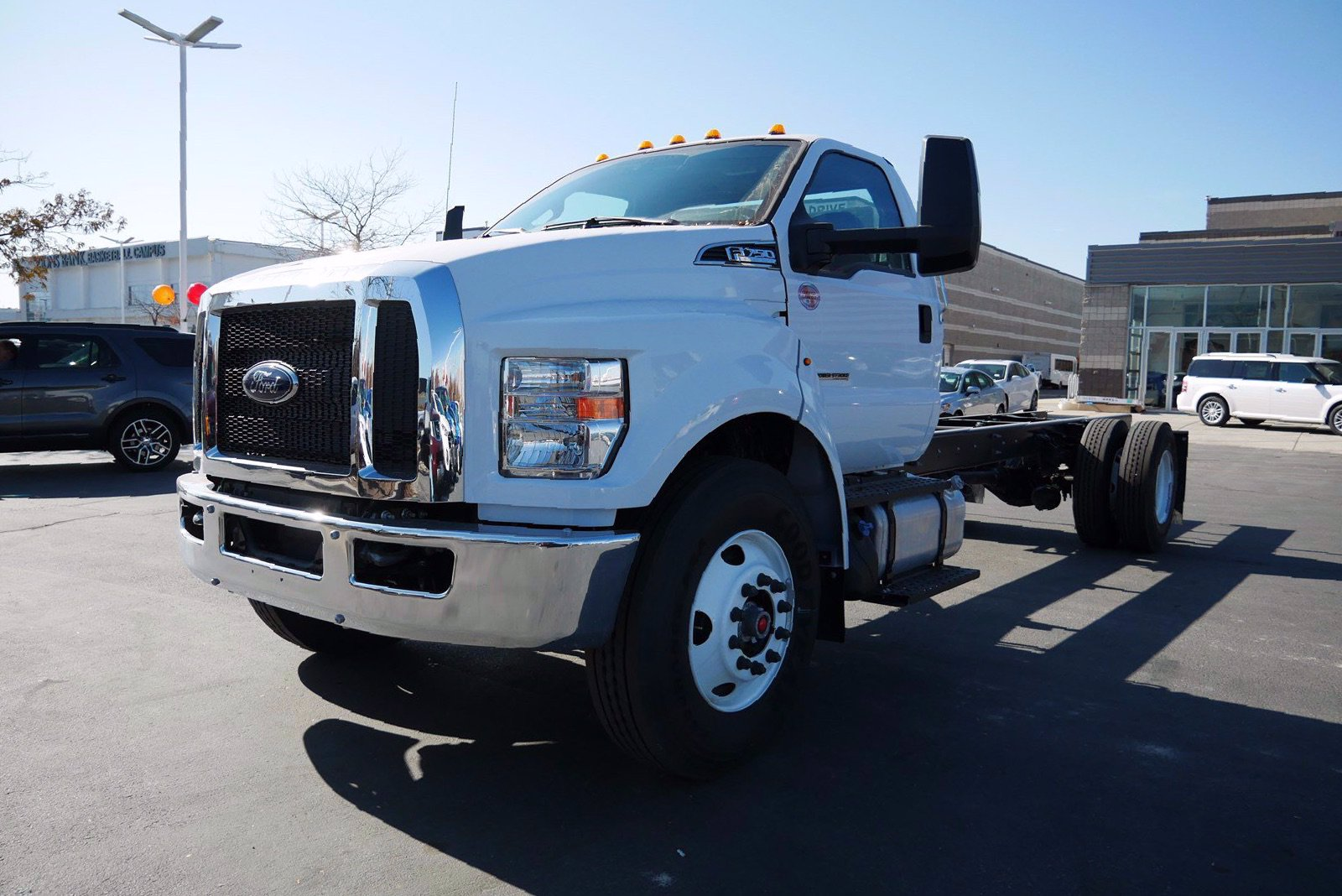 2019 Ford F-750 Regular Cab DRW 4x2, Cab Chassis #69293 - photo 26