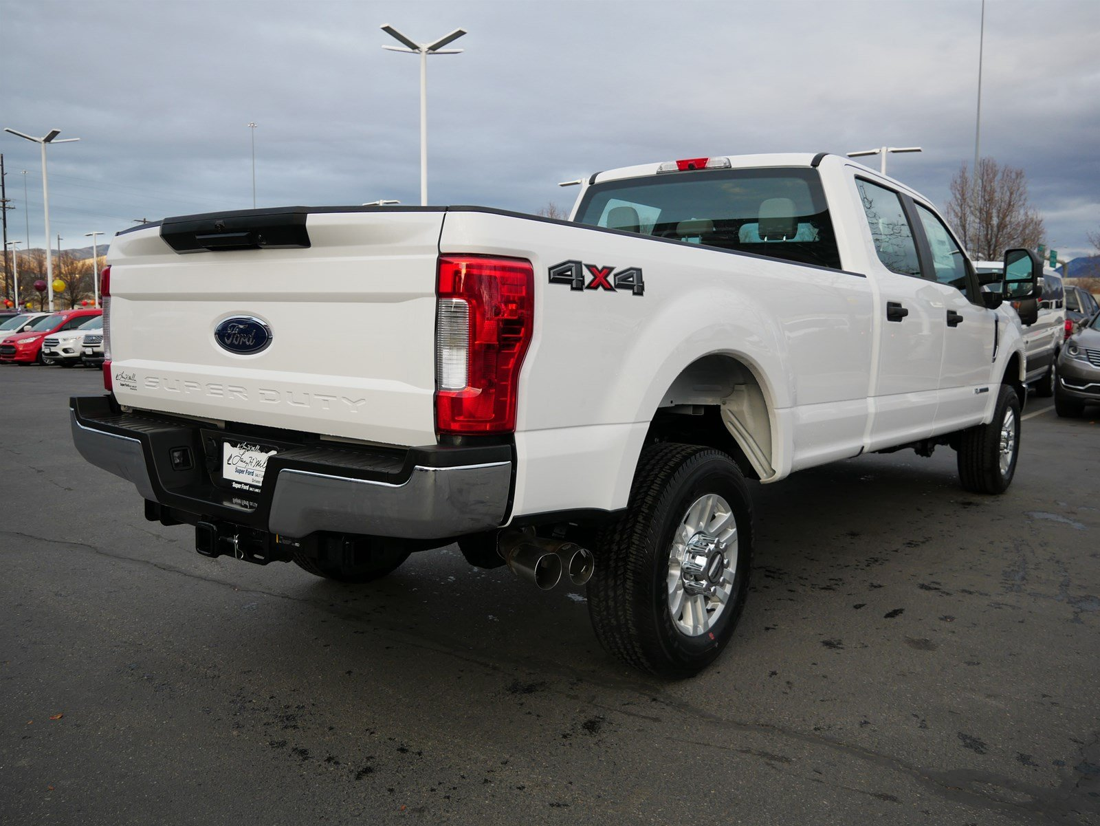 2019 F-350 Crew Cab 4x4, Pickup #69295 - photo 1
