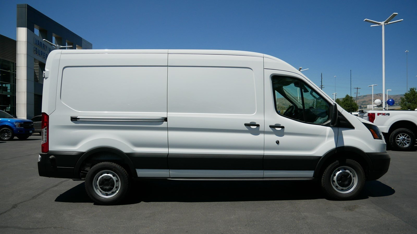 2019 Transit 250 Med Roof 4x2, Empty Cargo Van #69302 - photo 3