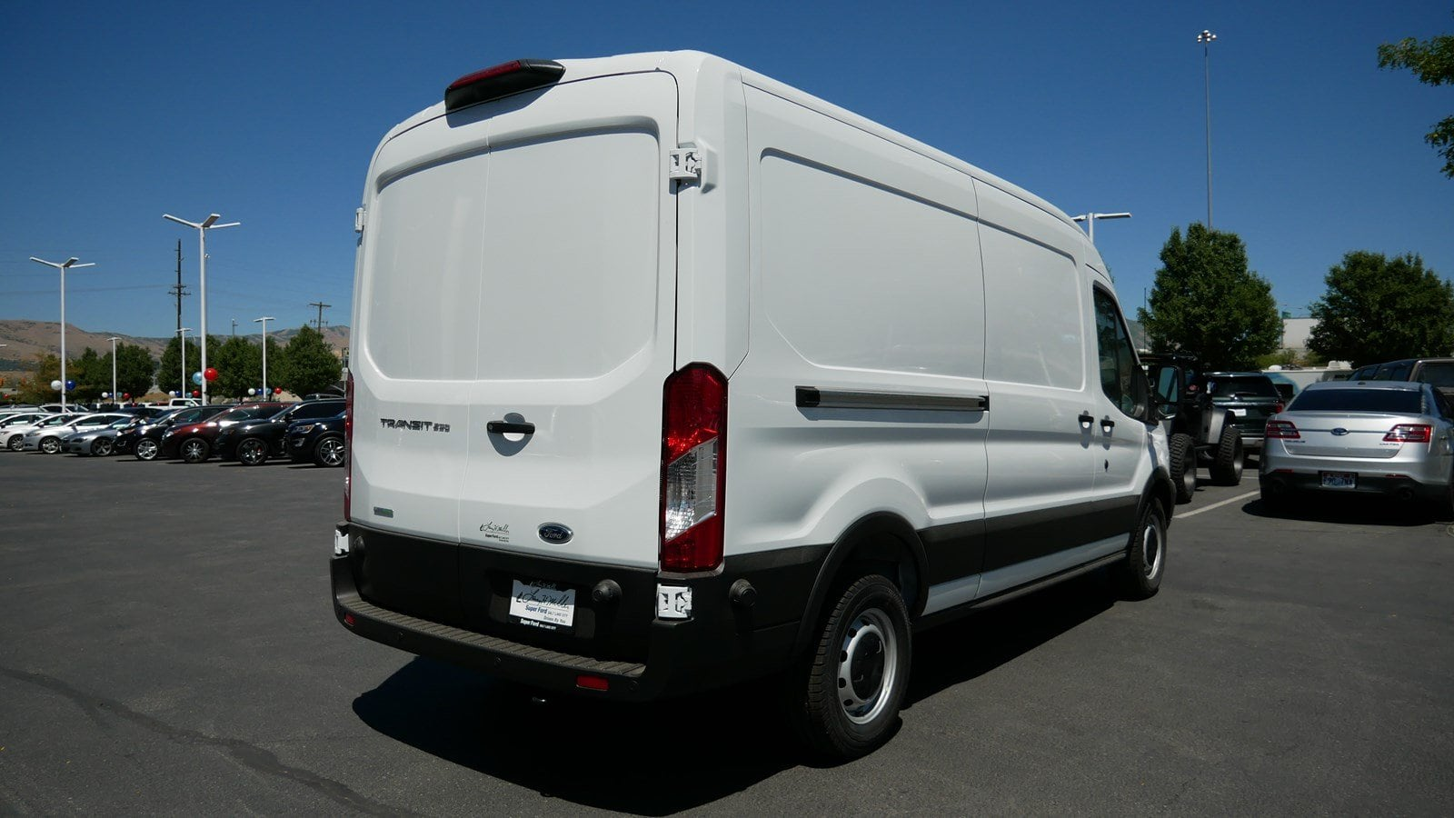 2019 Transit 250 Med Roof 4x2, Empty Cargo Van #69302 - photo 5