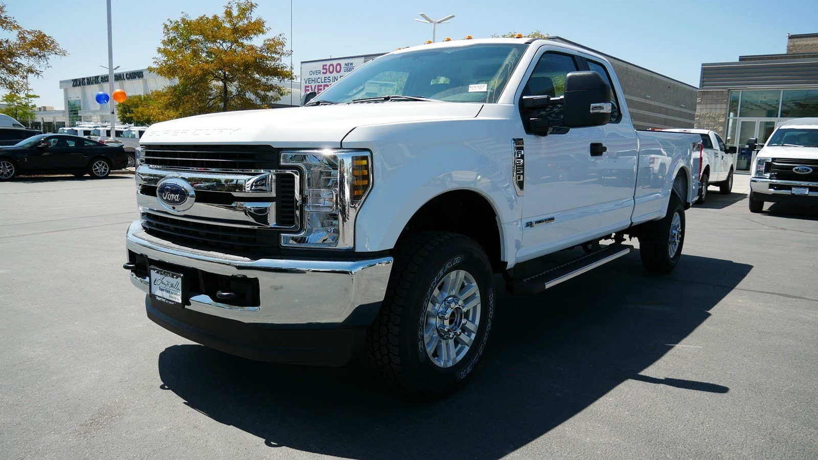 2019 F-350 Super Cab 4x4, Pickup #69326 - photo 8