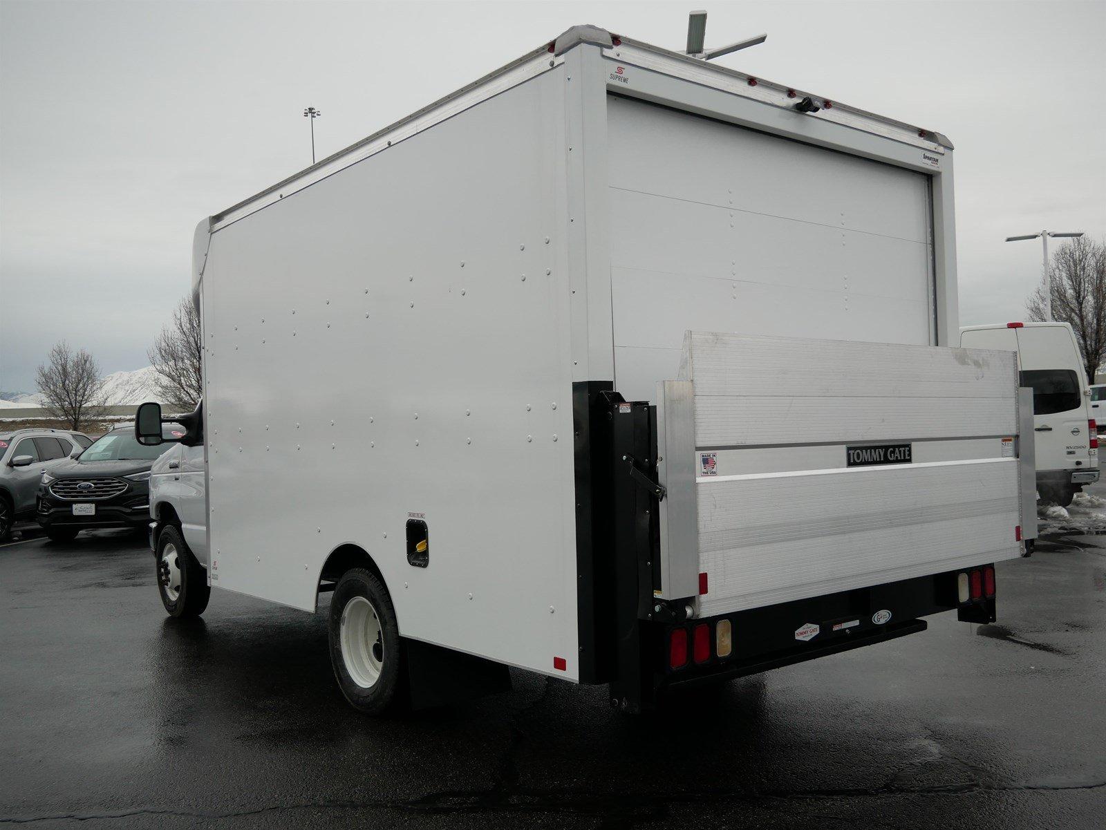 2018 E-350 4x2, Supreme Spartan Cargo Cutaway Van #69333 - photo 6