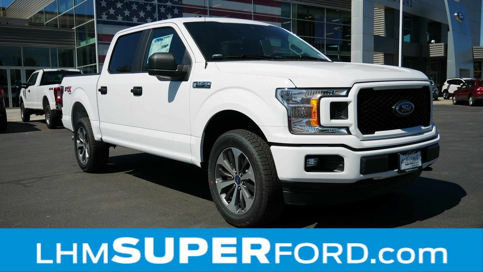 2019 F-150 SuperCrew Cab 4x4,  Pickup #69341 - photo 1