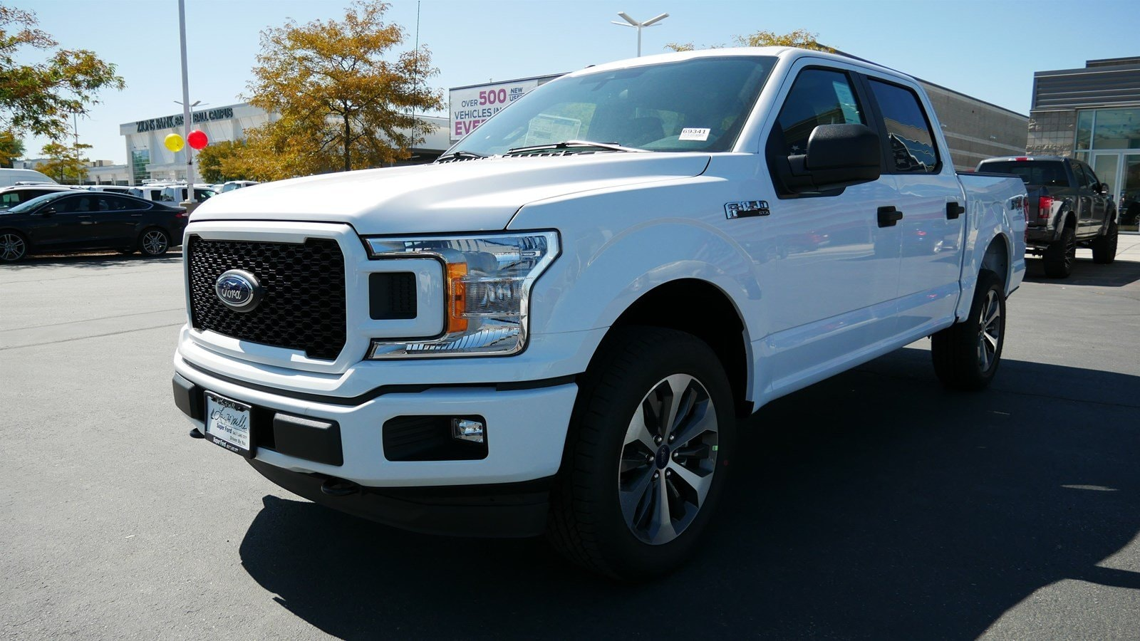 2019 F-150 SuperCrew Cab 4x4,  Pickup #69341 - photo 9