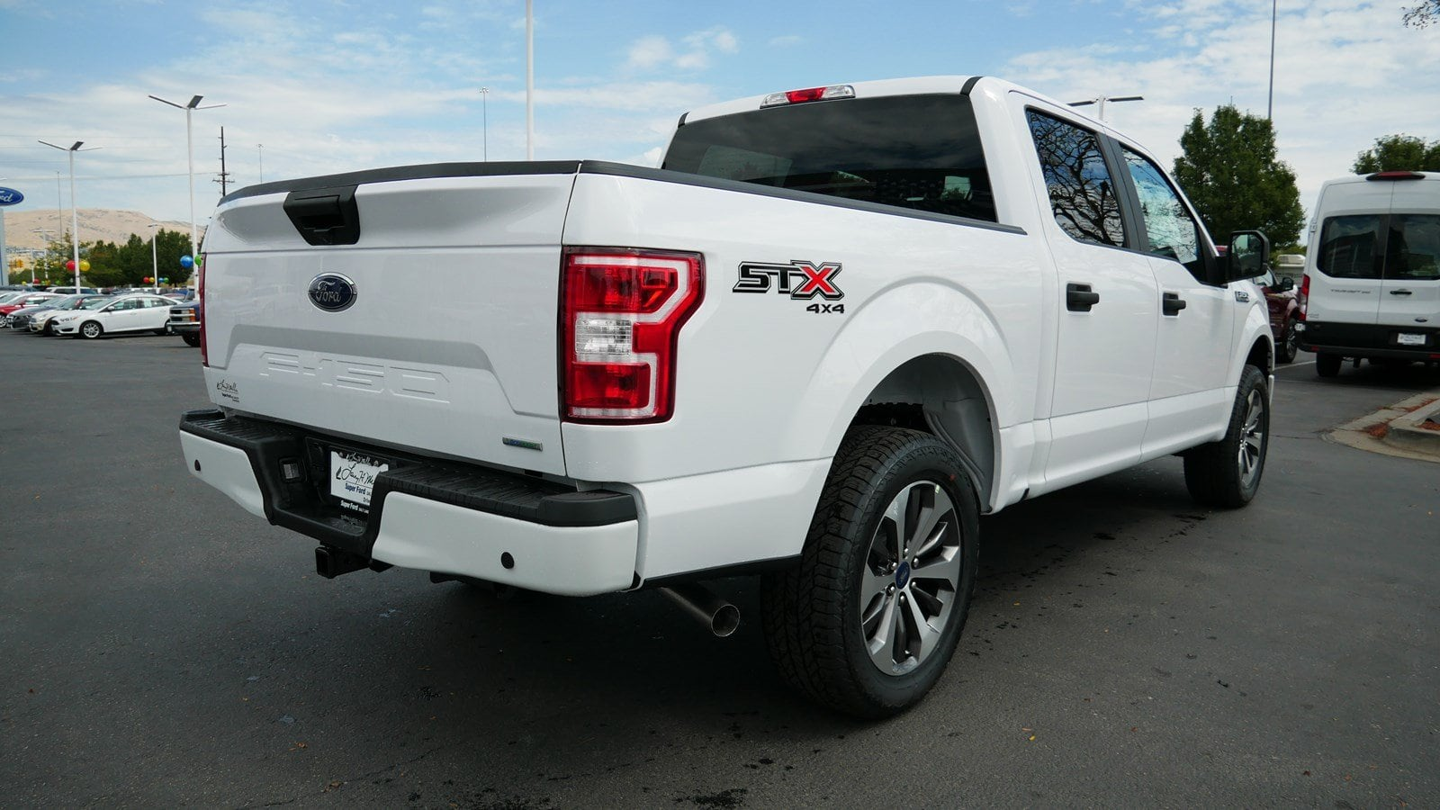 2019 F-150 SuperCrew Cab 4x4, Pickup #69343 - photo 1