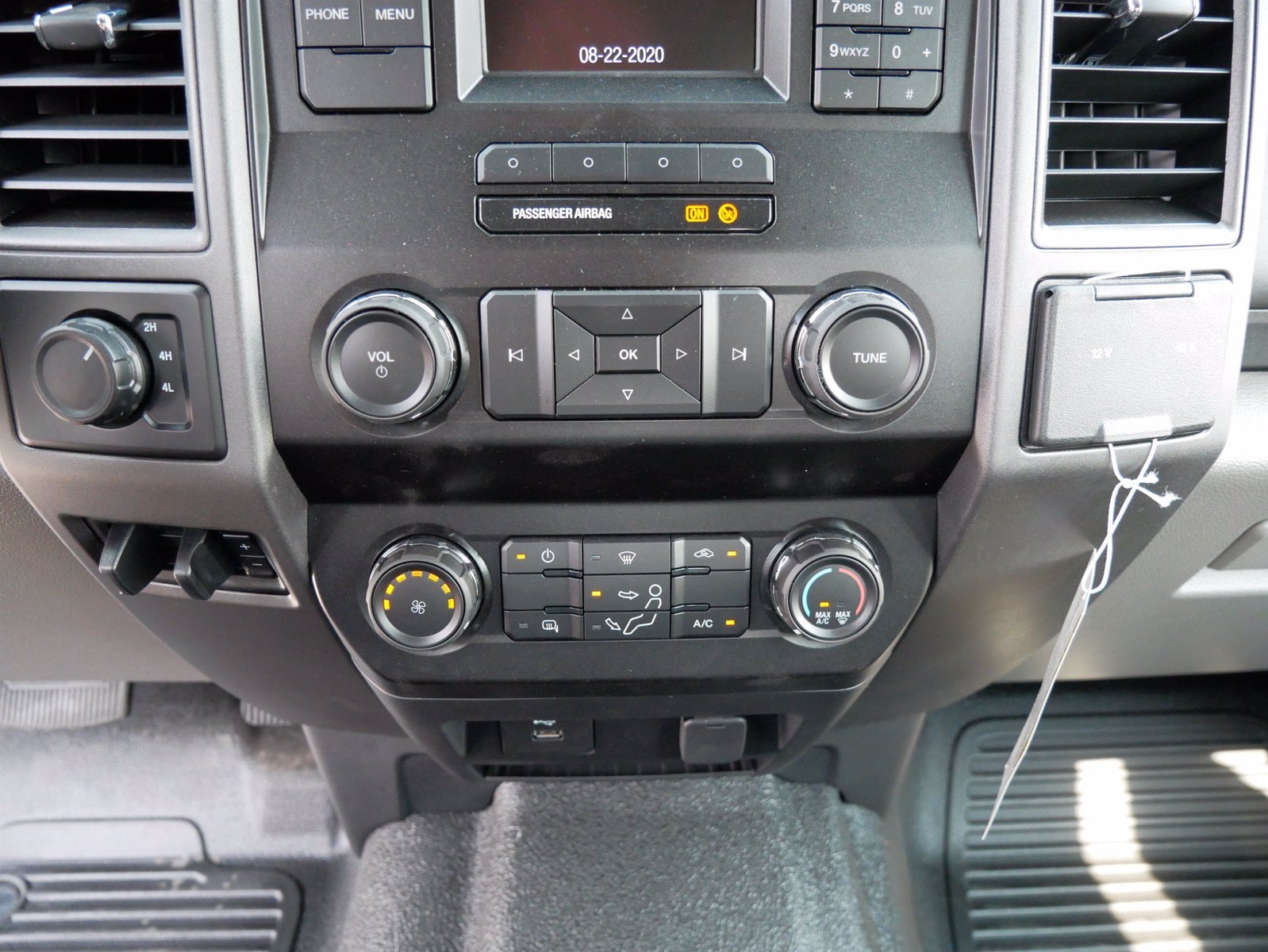 2019 Ford F-550 Super Cab DRW 4x4, CM Truck Beds Platform Body #69365 - photo 15