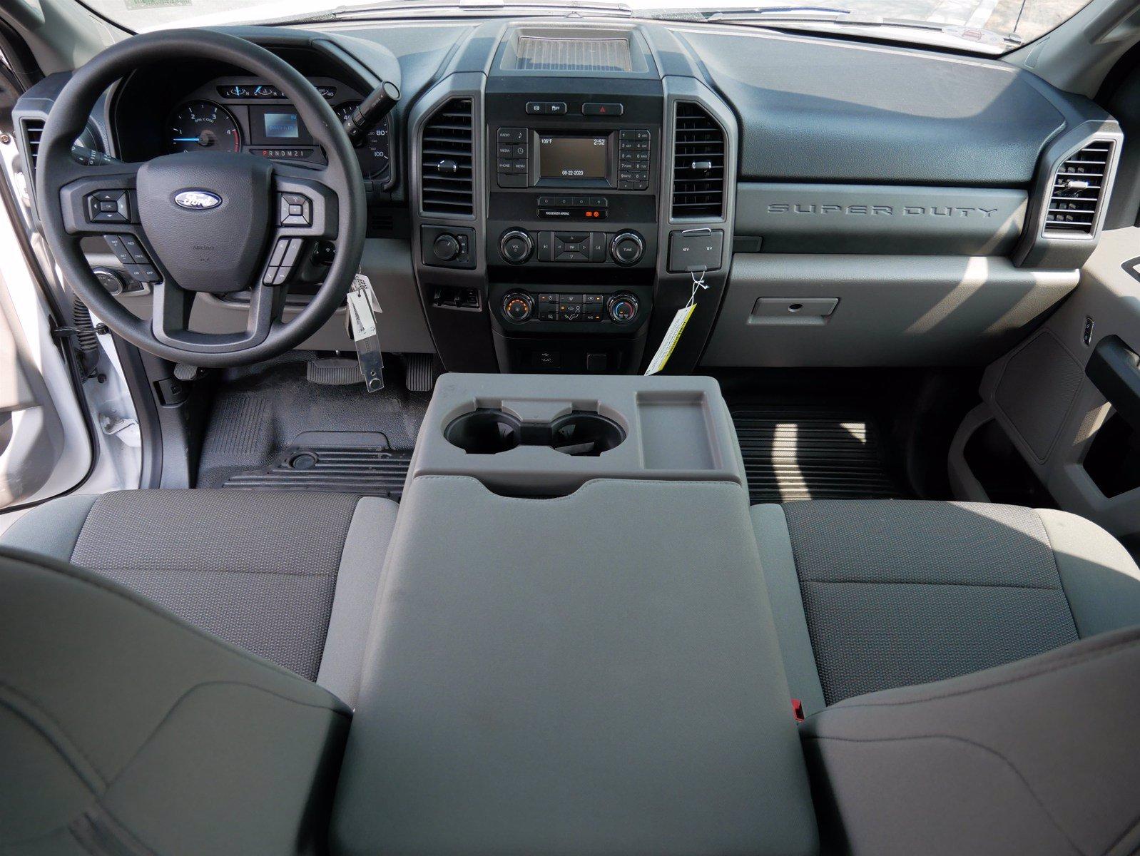 2019 Ford F-550 Super Cab DRW 4x4, CM Truck Beds Platform Body #69365 - photo 19