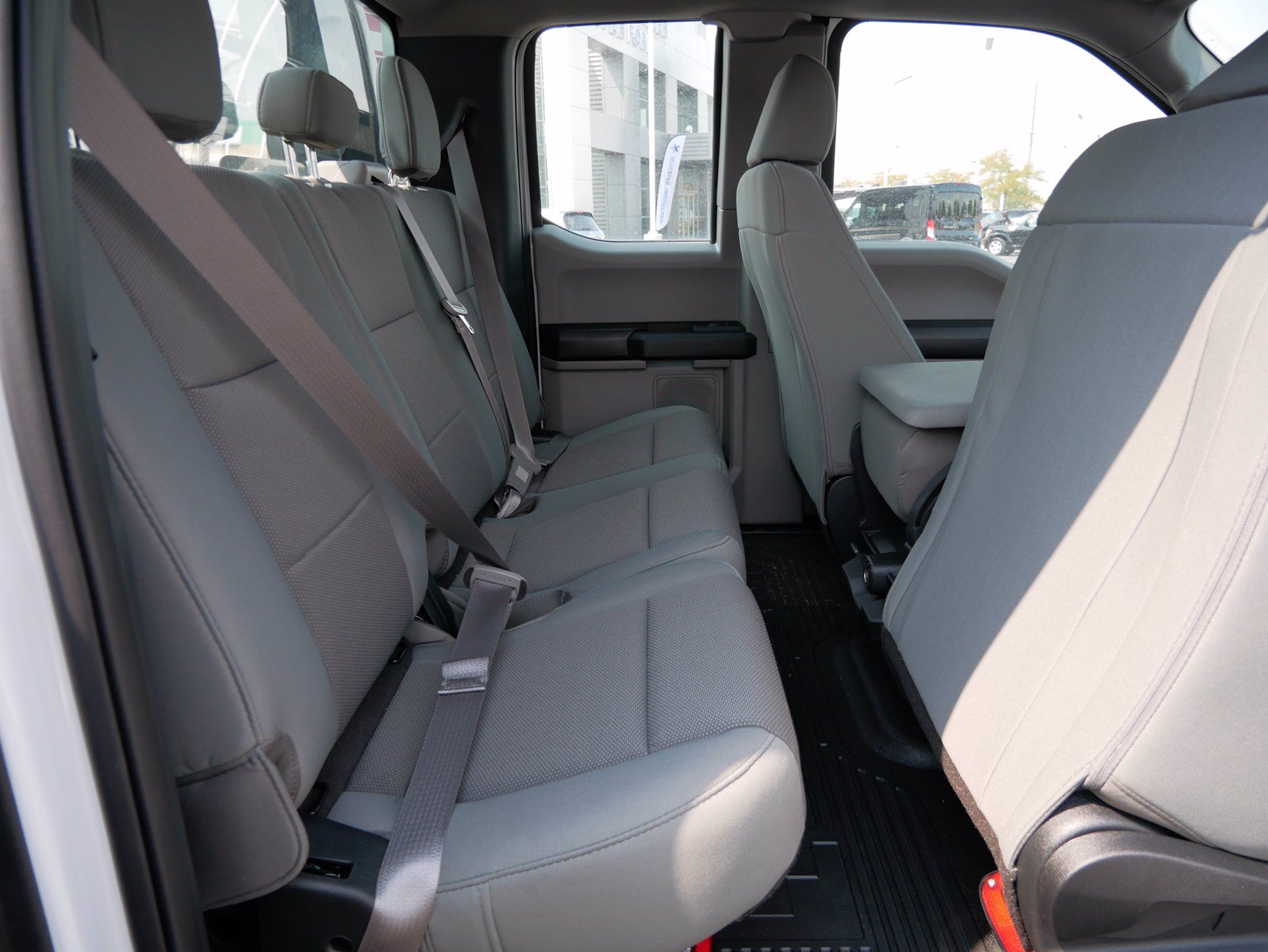2019 Ford F-550 Super Cab DRW 4x4, CM Truck Beds Platform Body #69365 - photo 26