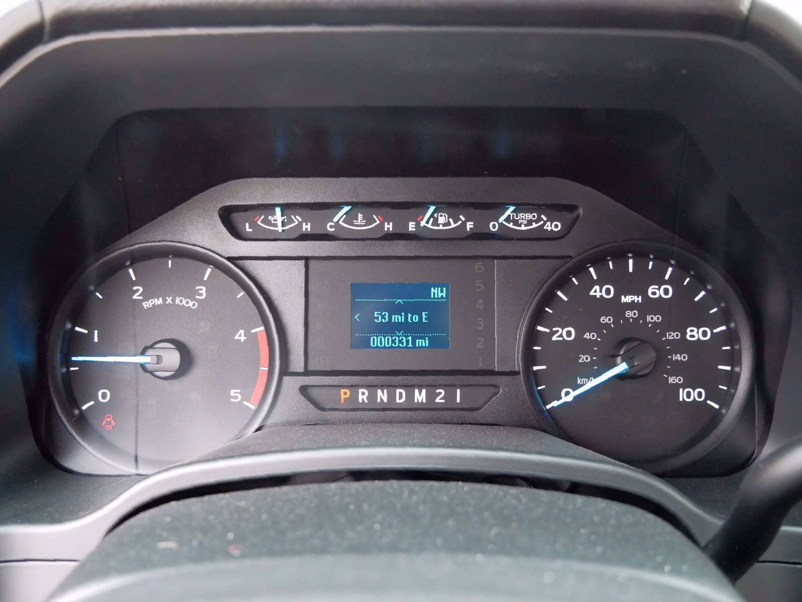 2019 Ford F-550 Super Cab DRW 4x4, CM Truck Beds Platform Body #69365 - photo 36