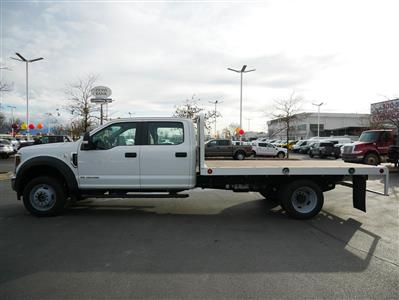 2019 F-550 Crew Cab DRW 4x4, Scelzi Platform Body #69372 - photo 7