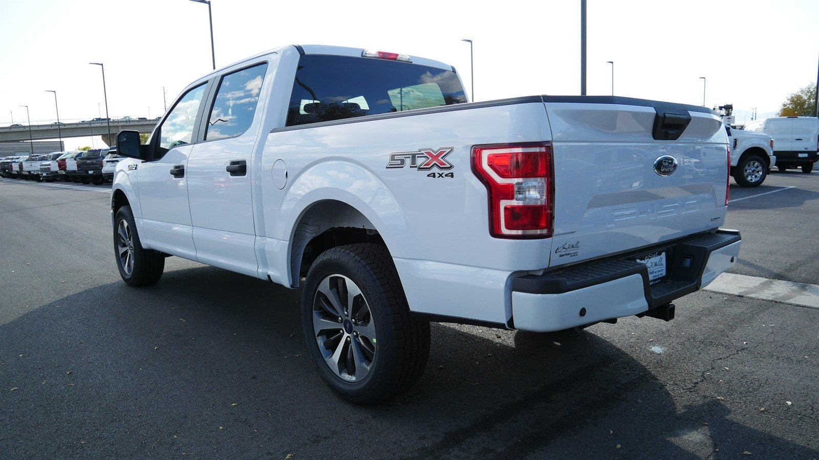 2019 F-150 SuperCrew Cab 4x4, Pickup #69376 - photo 6