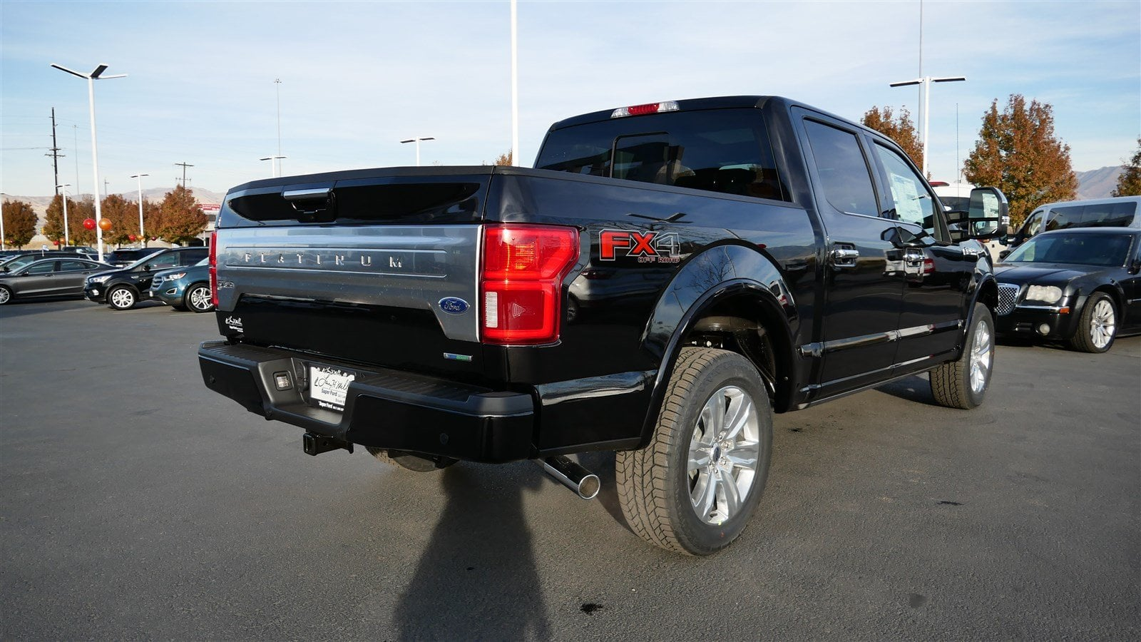 2019 F-150 SuperCrew Cab 4x4,  Pickup #70096 - photo 2