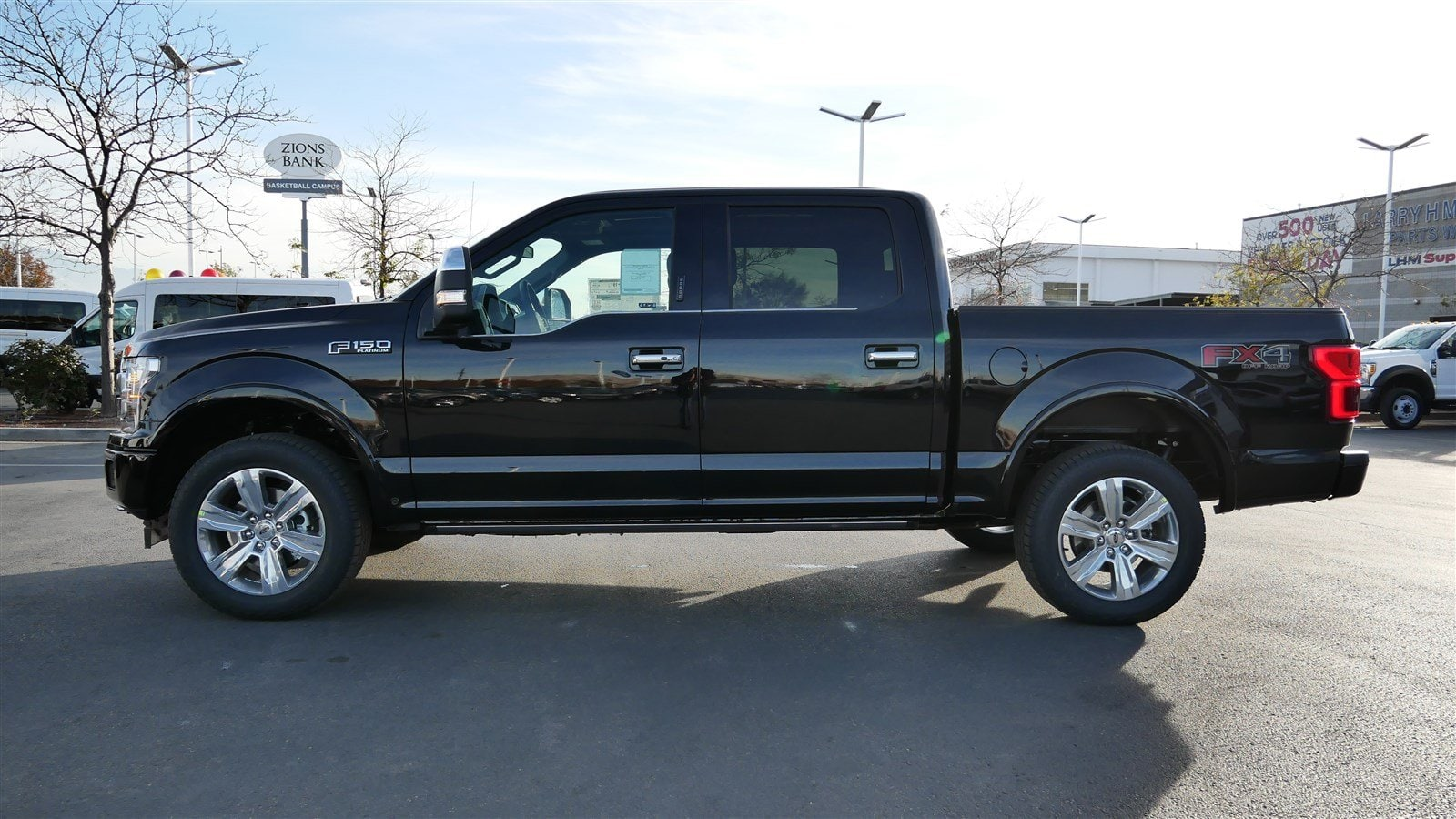 2019 F-150 SuperCrew Cab 4x4,  Pickup #70096 - photo 7