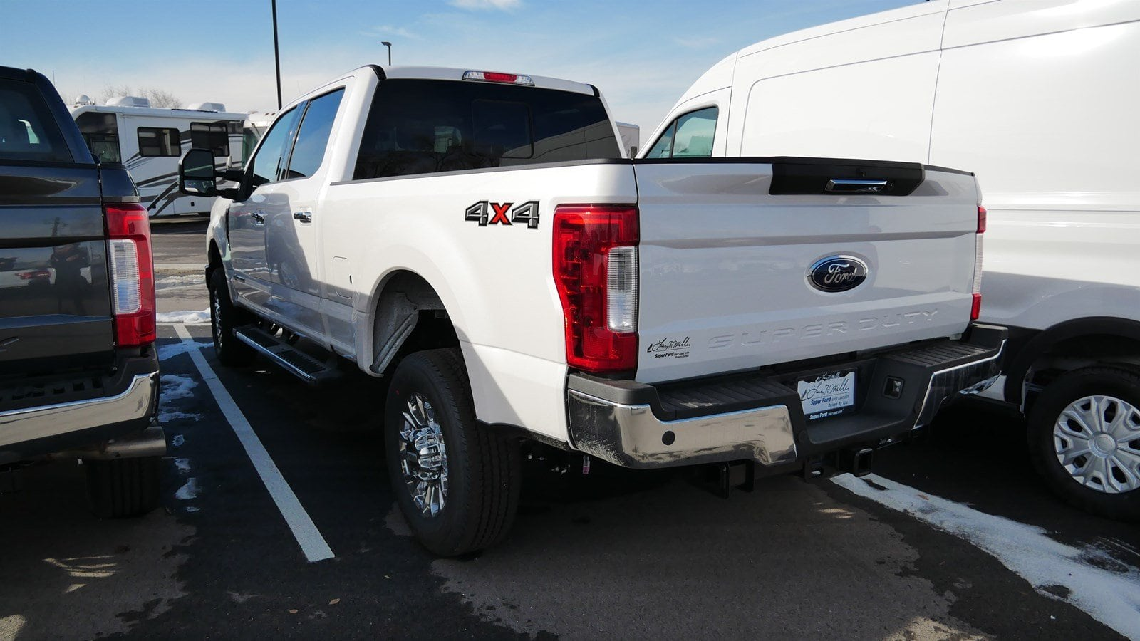 2019 F-350 Crew Cab 4x4,  Pickup #70180 - photo 4