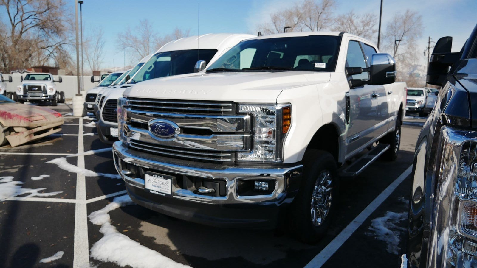 2019 F-350 Crew Cab 4x4,  Pickup #70180 - photo 5