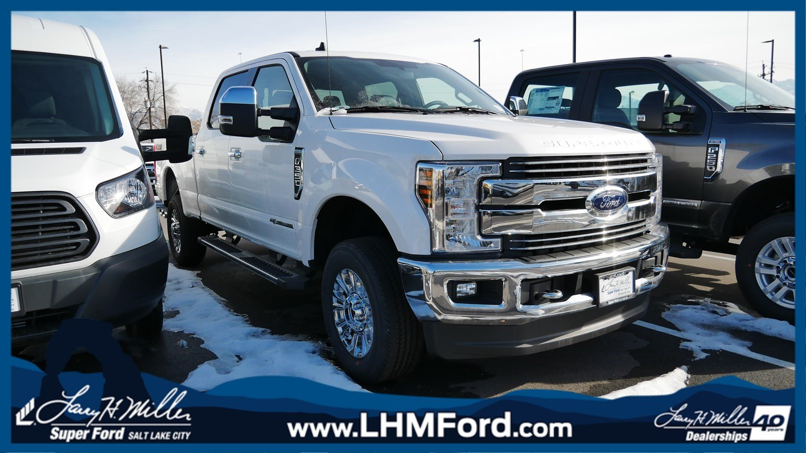 2019 F-350 Crew Cab 4x4,  Pickup #70180 - photo 1