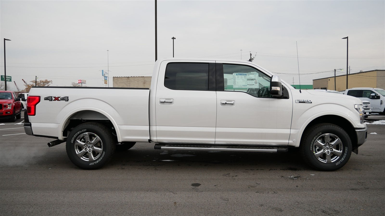 2019 F-150 SuperCrew Cab 4x4,  Pickup #70184 - photo 3
