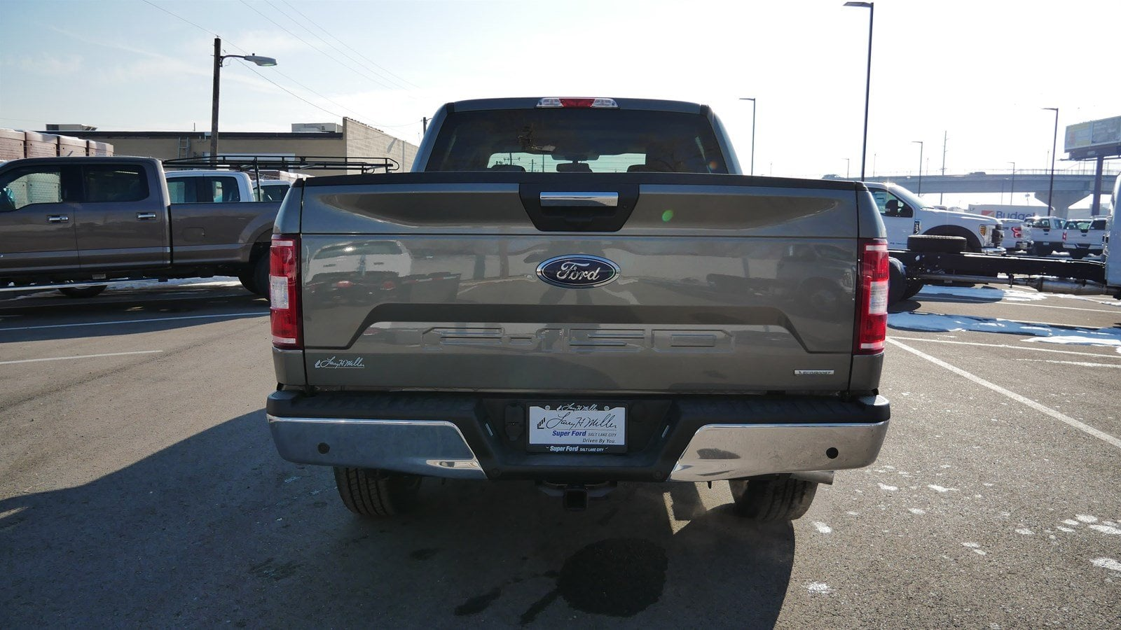 2019 F-150 SuperCrew Cab 4x4,  Pickup #70221 - photo 4