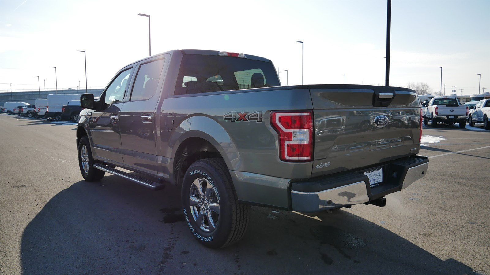 2019 F-150 SuperCrew Cab 4x4,  Pickup #70221 - photo 5