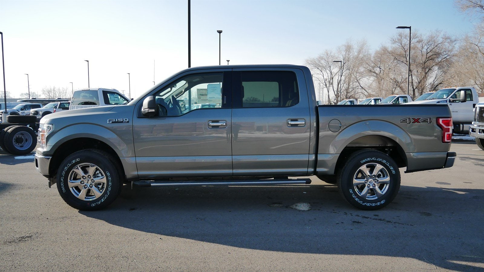 2019 F-150 SuperCrew Cab 4x4,  Pickup #70221 - photo 6