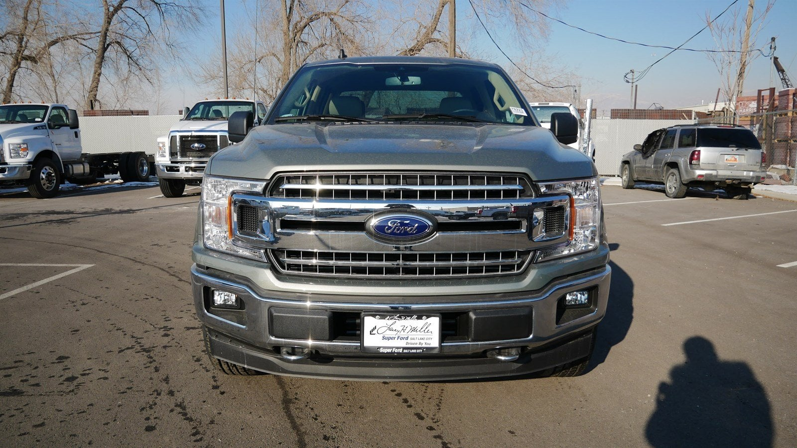 2019 F-150 SuperCrew Cab 4x4,  Pickup #70221 - photo 8