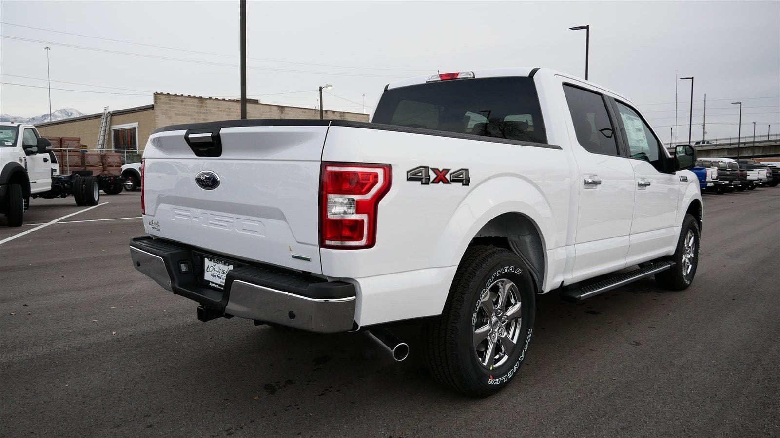 2019 F-150 SuperCrew Cab 4x4,  Pickup #70226 - photo 2
