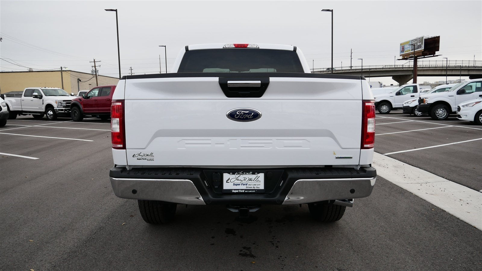 2019 F-150 SuperCrew Cab 4x4,  Pickup #70226 - photo 5