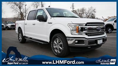 2019 F-150 SuperCrew Cab 4x4,  Pickup #70226 - photo 1