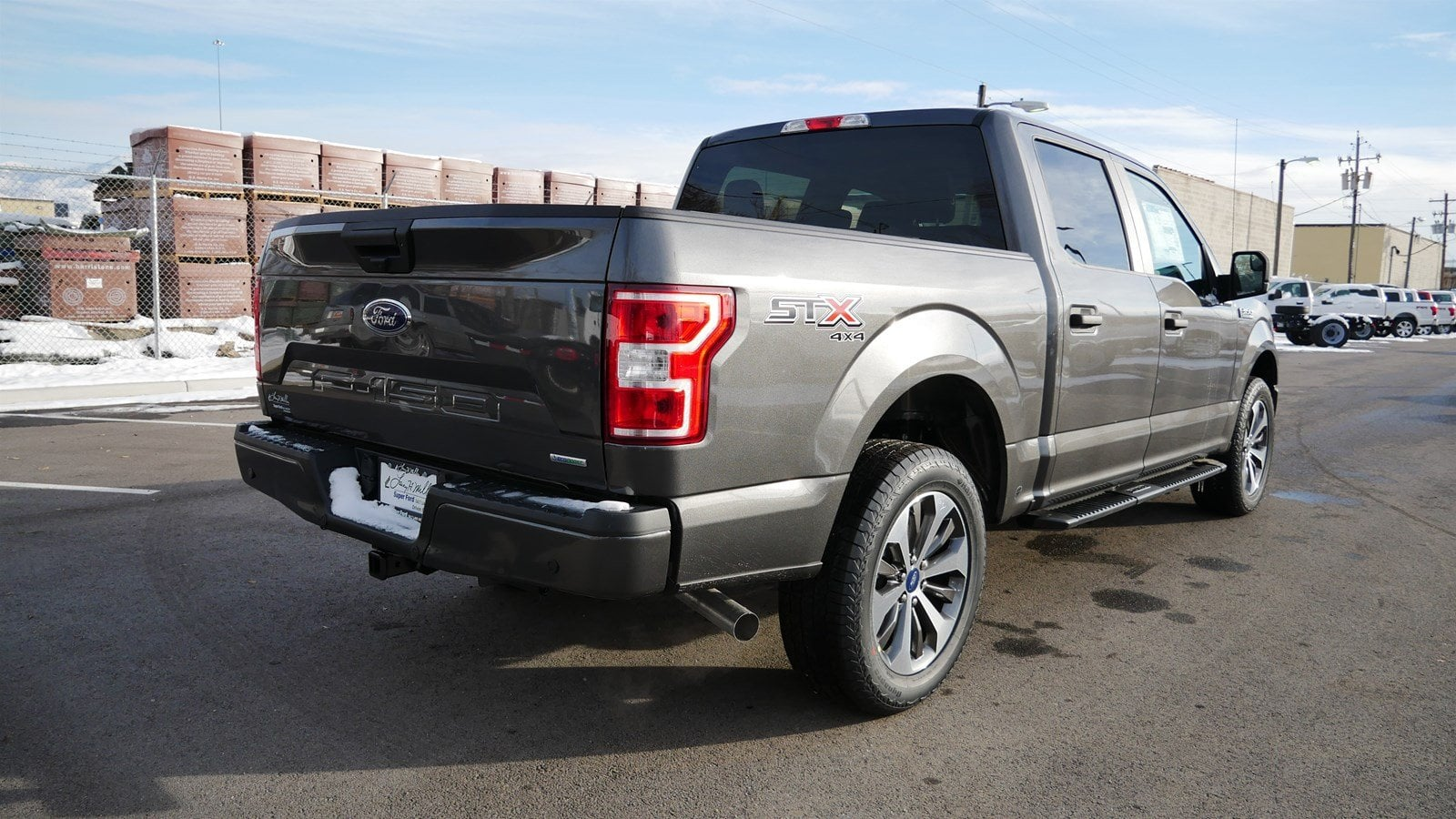 2019 F-150 SuperCrew Cab 4x4,  Pickup #70245 - photo 2