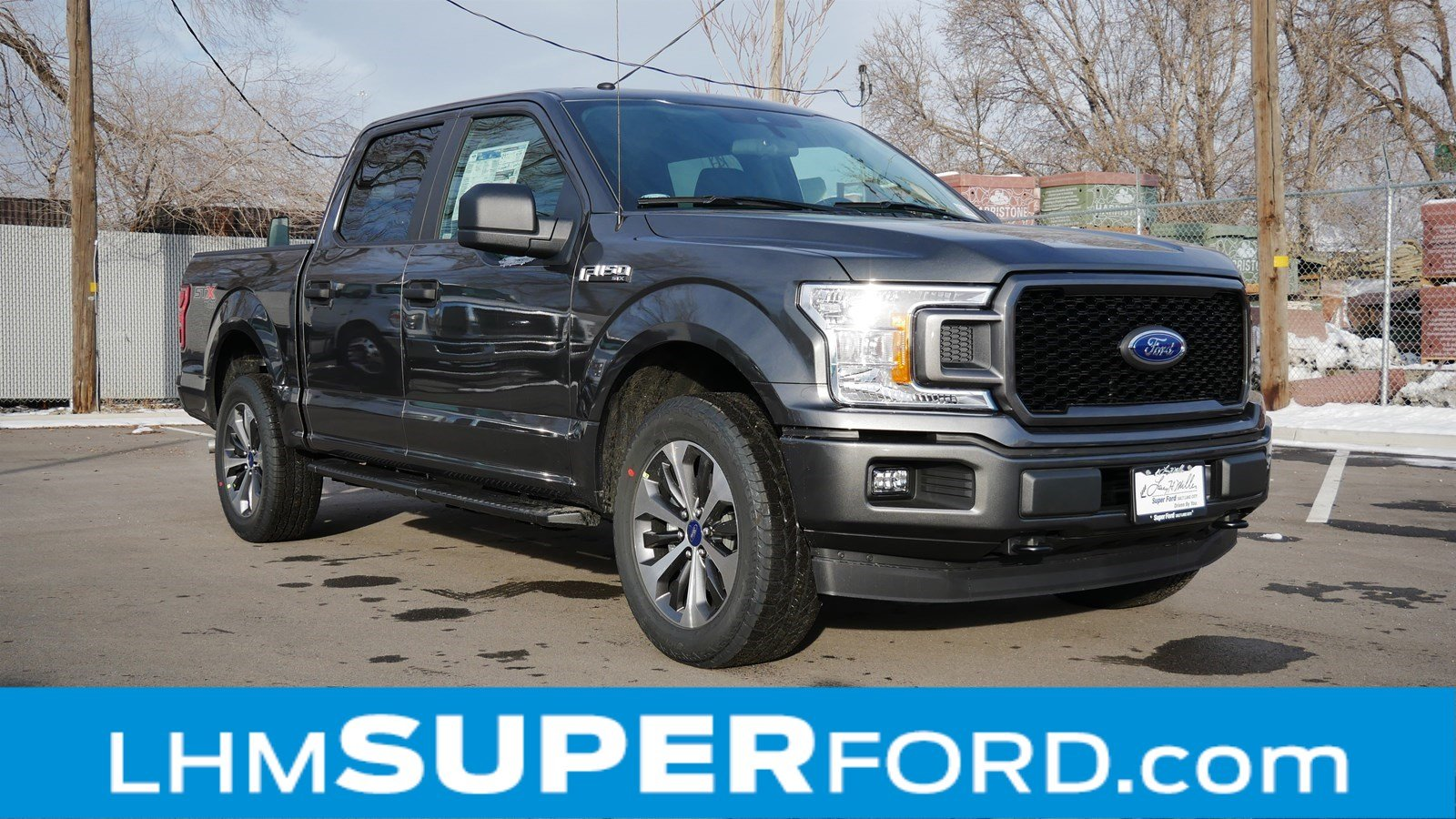 2019 F-150 SuperCrew Cab 4x4,  Pickup #70245 - photo 1