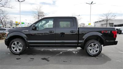 2019 F-150 SuperCrew Cab 4x4,  Pickup #70272 - photo 6