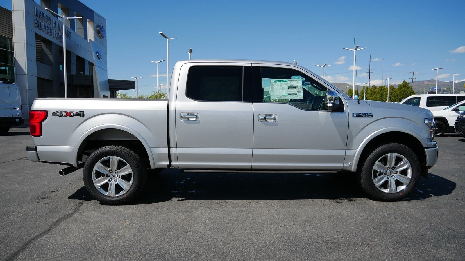 2019 F-150 SuperCrew Cab 4x4,  Pickup #70314 - photo 3