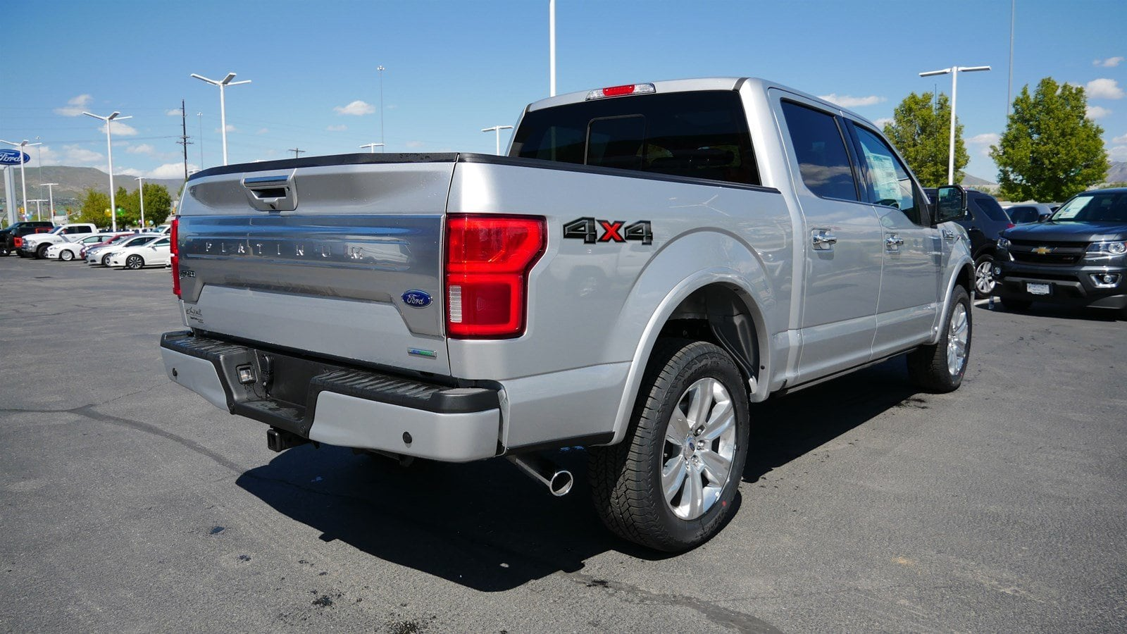 2019 F-150 SuperCrew Cab 4x4,  Pickup #70314 - photo 2