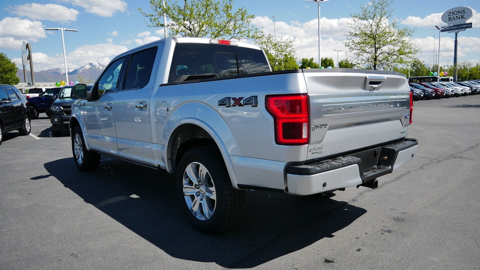 2019 F-150 SuperCrew Cab 4x4,  Pickup #70314 - photo 6