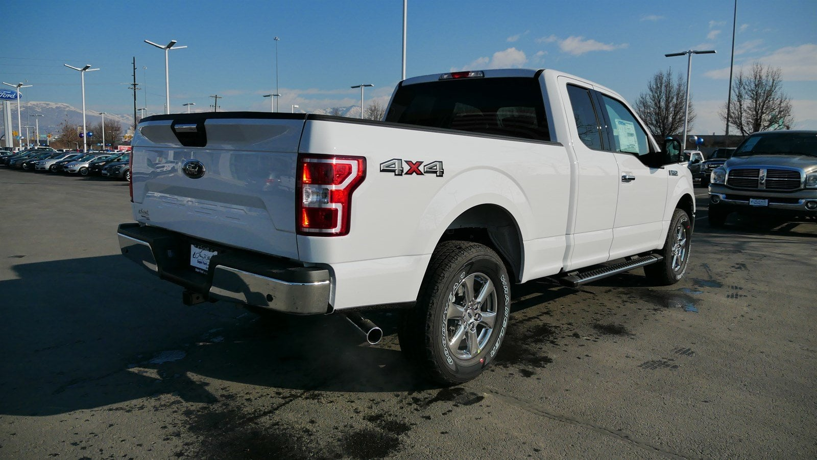 2019 F-150 Super Cab 4x4,  Pickup #70342 - photo 2