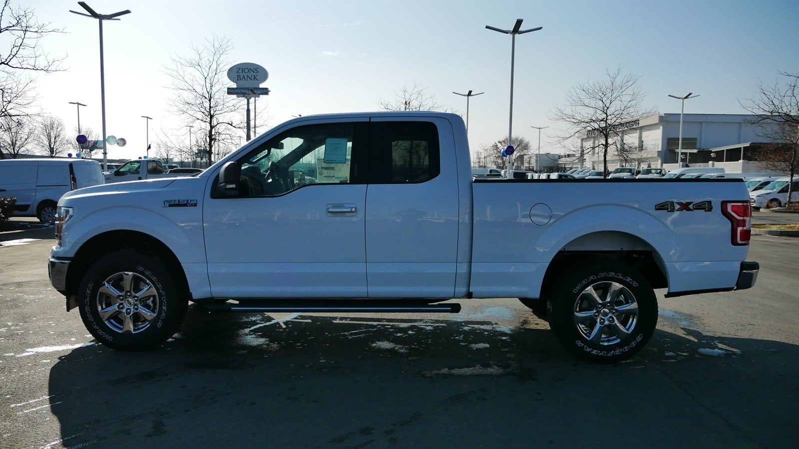2019 F-150 Super Cab 4x4,  Pickup #70342 - photo 6