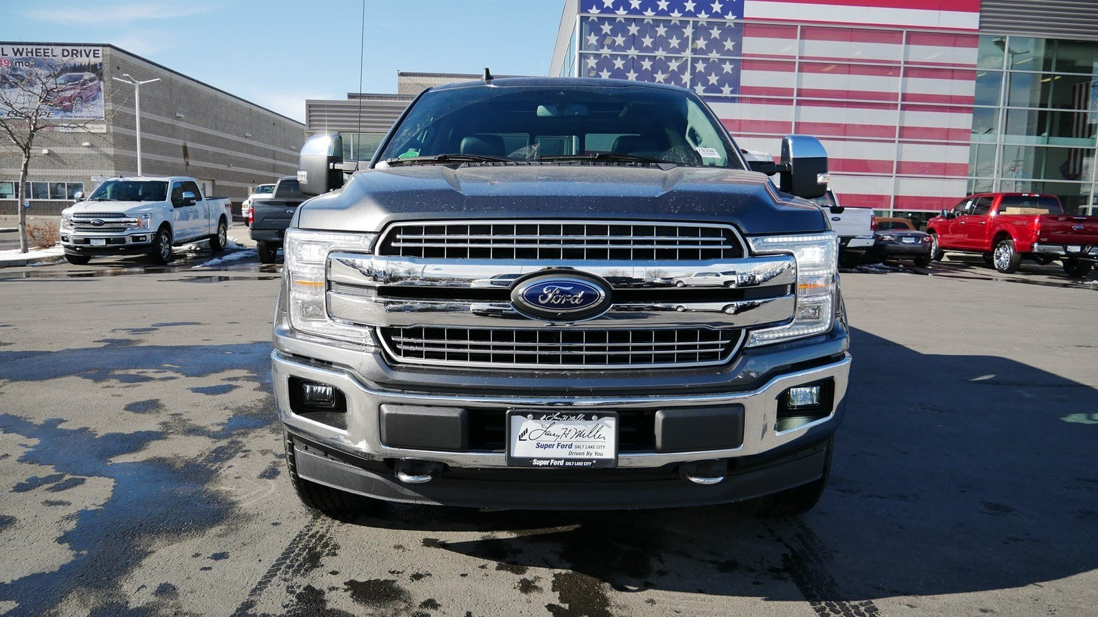 2019 F-150 SuperCrew Cab 4x4,  Pickup #70398 - photo 8