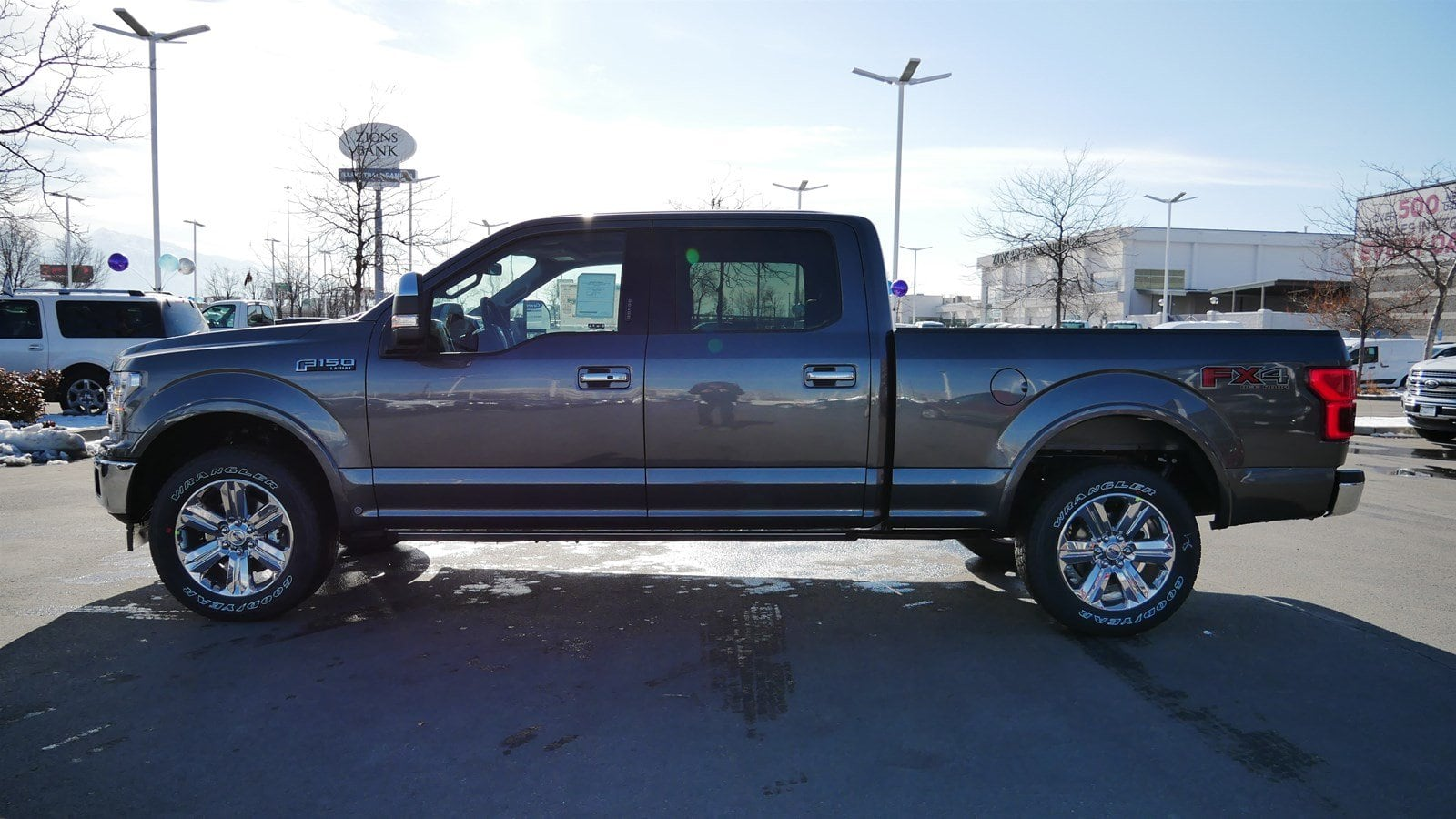2019 F-150 SuperCrew Cab 4x4,  Pickup #70398 - photo 6